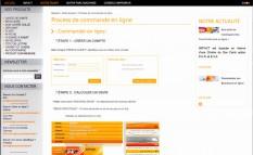 Imprimerie en ligne Impact Imprimerie